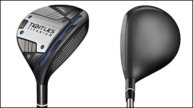 Adams Tight Lies Titanium Fairway Woods