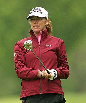 Helen Alfredsson shot 62 in her opening round.
