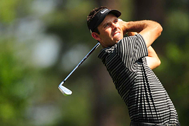 Charl Schwartzel won the Masters by two strokes on Sunday.