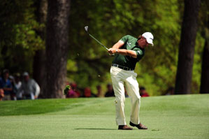 Phil Mickelson made four birdies, three bogeys and two eagles on Saturday.