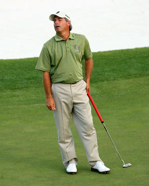Fred Couples shot a final-round 72.