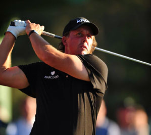 Phil Mickelson shot a bogey-free 67 to win his fourth major title.