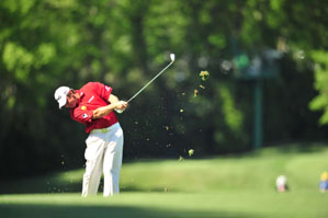 Lee Westwood has finished third or better in the last three majors.