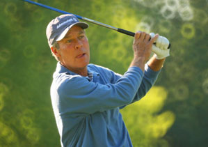Ben Crenshaw won the Masters in 1984 and 1995.