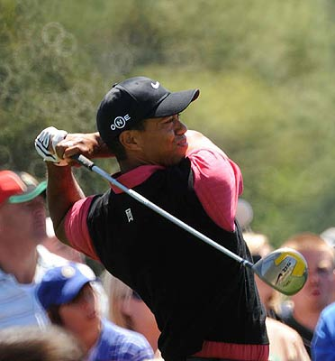 """""""I made the decision to deal with the pain and schedule the surgery for after the Masters,'' Woods said."""