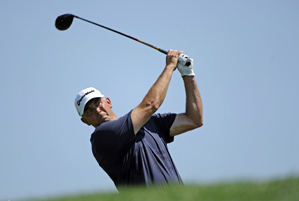 Tom Lehman made his Champions Tour debut on Friday.