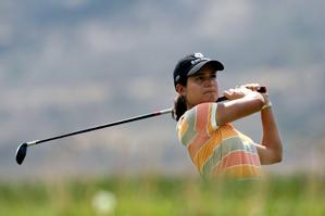 Lorena Ochoa shot an eight-under 65.