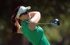Sandra Gal birdied five of the last eight holes.
