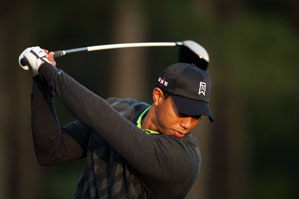 Tiger Woods won at Quail Hollow in 2007.