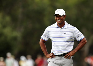 Tiger Woods has increased purses on the PGA Tour, but has he increased the number of recreational golfers?