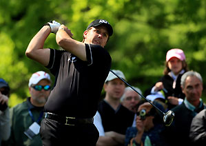 Phil Mickelson tied for fifth at the Masters.