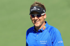 Ian Poulter's ability to scramble makes him a favorite this week.