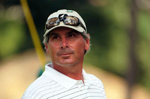 Fred Couples has won three times on the Champions Tour this year, and he continued his good play on Thursday.