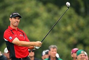 Padraig Harrington has two top 10s at the Masters.