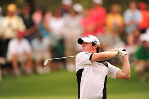 Rory McIlroy is making his third appearance at Augusta.