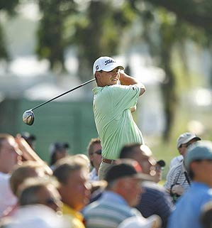 Wagner, 28, broke his own course record with a first-round 63.