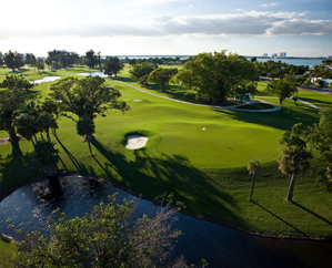 The reborn Normandy Shores in Miami Beach.