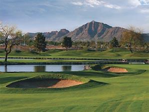 The Karsten Golf Course.