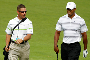 Tiger Woods has recently been working with Sean Foley.