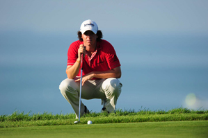 Rory McIlroy tied for third at the British Open.