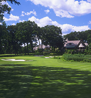 Ridgewood Country Club is the new home of the Barclays.