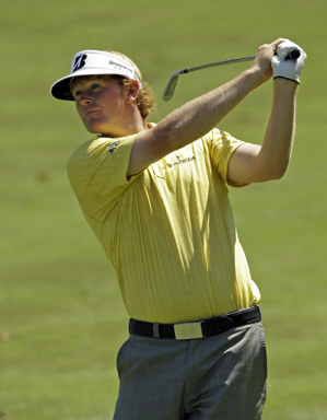 Brandt Snedeker made three birdies and an eagle on Friday.