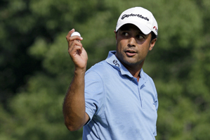 Arjun Atwal made six birdies and one bogey on Saturday.