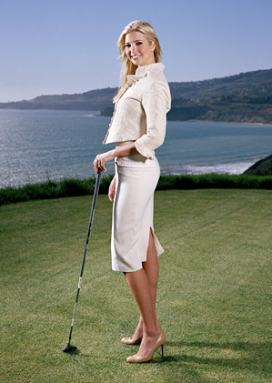 Ivanka Trump, 29, is the executive vice president of development and acquisitions for the Trump Organization.