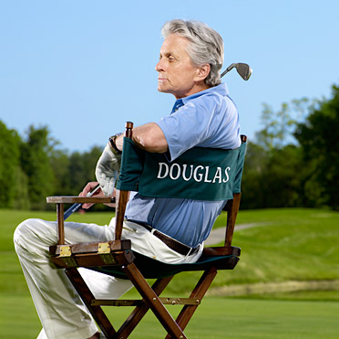 Douglas's charity golf event, Michael Douglas and Friends, returns in May 2012.