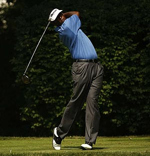 Singh has won The Barclays a record four times.