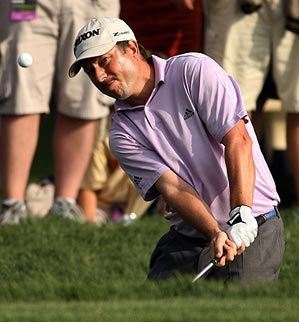 Clark finished T38 at the Barclays.
