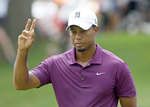 Tiger Woods will play for the U.S. Presidents Cup team Nov. 17-20 at Royal Melbourne.