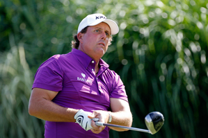 Phil Mickelson has never won the Memorial.