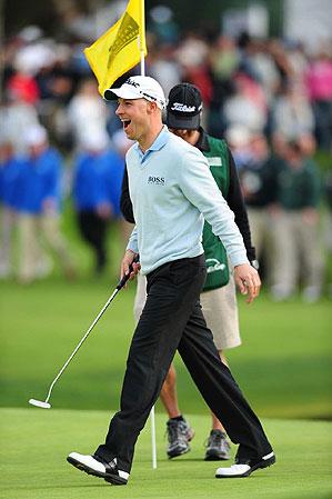 The Farmers Insurance Open was Ben Crane's third PGA Tour victory.