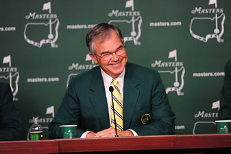 As Augusta National chairman, Billy Payne has made growing the game a major goal.