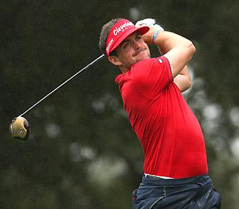 Keegan Bradley finished second at last week's World Challenge.