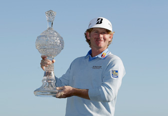 Brandt Snedeker won the Pebble Beach Pro-Am Sunday by two strokes.