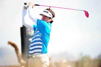 Bubba Watson needed 22 holes to beat Jim Furyk.