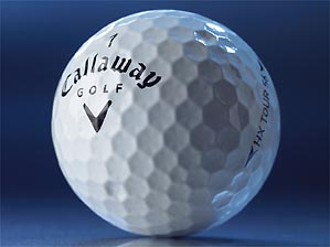 The new Callaway ball.