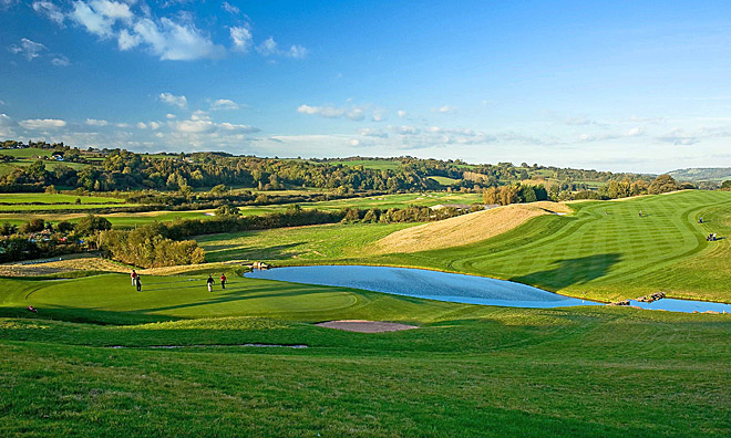 ROAD TEST: Celtic Manor isn't a traditional links-style layout, but in match play the course is not as important as the opponent.