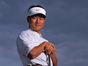 Choi honed his game on hardscrabble Korean courses.