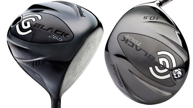 Cleveland CG Black and CG Black Tour drivers