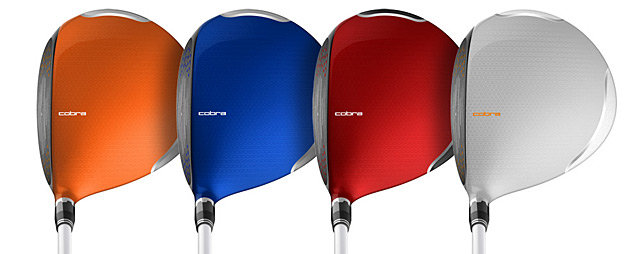 Color and adjustability are the two main features in the new Cobra AMP Cell drivers.