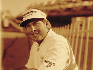"""Fred Couples' hair is real and it's spectacular. <span class=""""picturesource"""">Monte Isom</span>"""