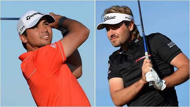 From 64 to 2: Jason Day or Victor Dubuisson will be the 2014 Match Play champion.
