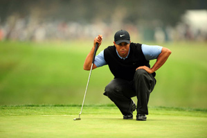 """Tiger Woods said he needed to """"focus my attention on being a better husband, father, and person."""""""