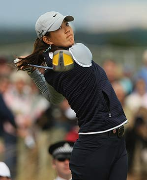 Wie will play in the U.S. Open later this month at the Interlachen Country Club in Edina, Minn.
