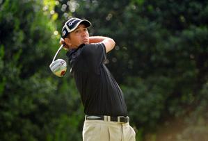 Shane Bertsch tied for 15th at Q school to earn his card for 2010.