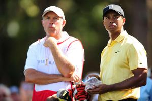 Steve Williams says his job is safe despite Tiger's struggles.