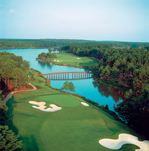 The Oconee Course at Reynolds Plantation.